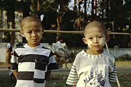 Children in Burma