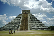 Chichén Itzá in Mexico